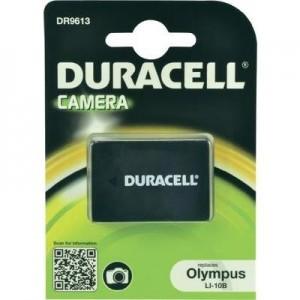 Duracell Digitalkamera und Camcorder Akku DR9613 kompatibel zu Olympus LI-10B