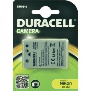 Duracell Digitalkamera und Camcorder Akku DR9641 kompatibel zu Nikon EN-EL5