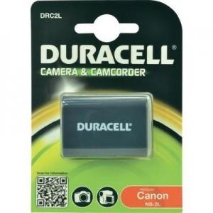 Duracell Digitalkamera und Camcorder Akku DRC2L kompatibel zu Canon NB-2L