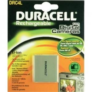 Duracell Digitalkamera und Camcorder Akku DRC4L kompatibel zu Canon NB-4L