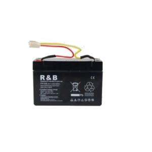 R&B Akku passend für Handlampe Eisemann HB90A 4V 3500mAh