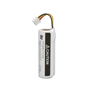 Lithium-Ionen Li-Ionen Akkupack 3,6V 3,35Ah 12Wh 1S1P mit Kabel und Stecker