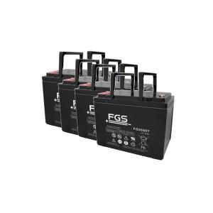 Batteriesatz für APC Replacement Battery Cartridge #14 (RBC14)