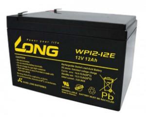 Kung Long WP12-12E 12V 12Ah Blei-Akku / AGM Batterie Zyklenfest