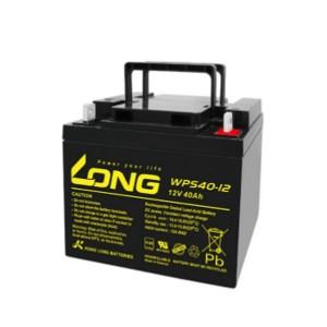 Kung Long WPS40-12 12V 40Ah Blei-Akku / AGM Batterie mit VdS-Zulassung