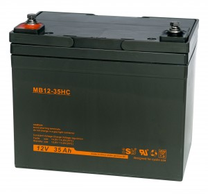 Sun Battery MB12-35HC 12V 35Ah Bleiakku