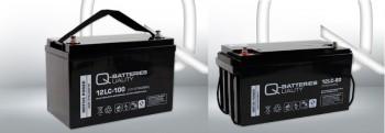 Q-Batteries Akkus zyklenfest