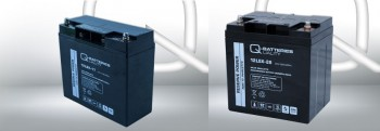 Q-Batteries Akkus Longlife