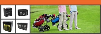 Golf Caddy Akkus