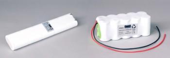 12V Notbeleuchtung Akkus