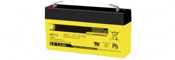 SUN Battery Standard 6V Akkus