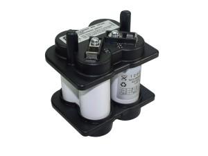 Original Bosch / Eisemann Handlampenakku Typ HKE100, HKB100EI, HKEB100EN, HB100, H100 4,8V Volt 7,0Ah NC NiCd Ex-Geschützt