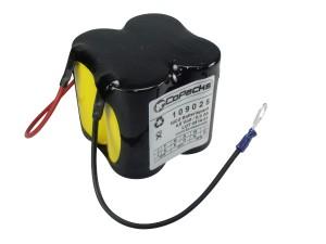 Akku passend für CEAG Handlampe C5008 - 4,8 Volt 5,0Ah NiCd