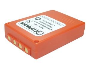 Akku für HBC Kran Funksteuerung FUB 05 AA / FUB05AA, NM16B, BA205030 6 Volt 1,65Ah NiMh