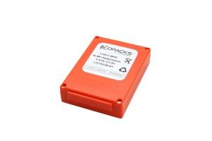 Akku für HBC Kran Funksteuerung FUB 05 AA / FUB05AA, NM16B BA205030 6 Volt 2,0Ah NiMh