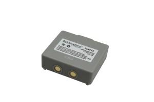 Akku für Hetronic / Abitron Kran Funksteuerung Typ Mini 68300900 3,6 Volt 1,5Ah NiMh