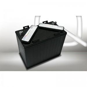 Q-Batteries 12DC-150 12V 150Ah Deep Cycle Blei-Säure-Akku Zyklentyp