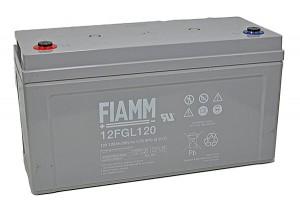 Fiamm 12FGL120 12V 120Ah Blei-Akku / AGM Batterie