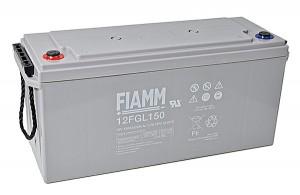 Fiamm 12FGL150 12V 150Ah Blei-Akku / AGM Batterie