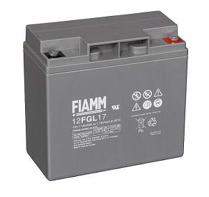 Fiamm 12FGL17 12V 17Ah Blei-Akku / AGM Batterie