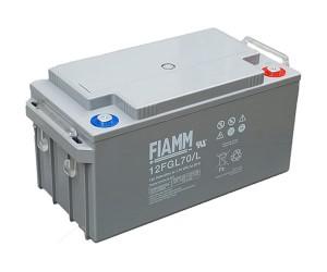 Fiamm 12FGL70/L 12V 70Ah Blei-Akku / AGM Batterie