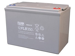 Fiamm 12FLB350 Highlite 12V 90Ah Blei-Akku / AGM Batterie