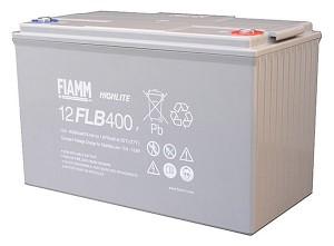 Fiamm 12FLB400 Highlite 12V 100Ah Blei-Akku / AGM Batterie