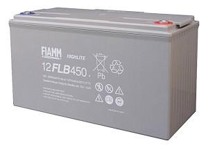 Fiamm 12FLB450 Highlite 12V 115Ah Blei-Akku / AGM Batterie