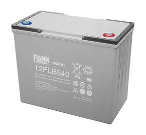 Fiamm 12FLB540 Highlite 12V 150Ah Blei-Akku / AGM Batterie