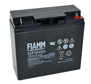 Fiamm 12FGH65 12V 18Ah Blei-Akku / AGM Batterie Hochstrom