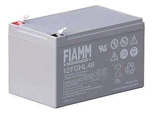 Fiamm 12FGHL48 12V 12Ah Blei-Akku / AGM Batterie Hochstrom Longlife
