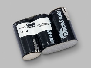 NiMh Akku 3,6V / 3,0Ah kompatibel zu Gardena Accu 60