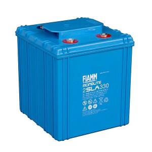 Fiamm 2SLA330 2V 330Ah Blei-Akku / AGM Batterie