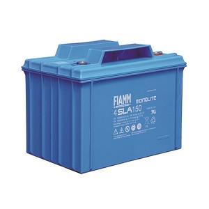 Fiamm 4SLA150 4V 150Ah Blei-Akku / AGM Batterie