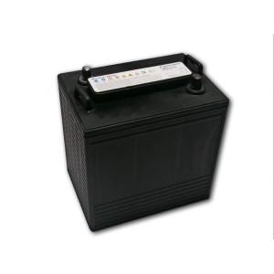 Q-Batteries 6DC-210 6V 210Ah Deep Cycle Blei-Säure-Akku Zyklentyp