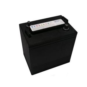 Q-Batteries 6DC-225 6V 225Ah Deep Cycle Blei-Säure-Akku Zyklentyp