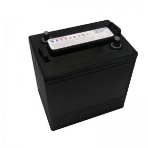 Q-Batteries 6DC-240 6V 240Ah Deep Cycle Blei-Säure-Akku Zyklentyp