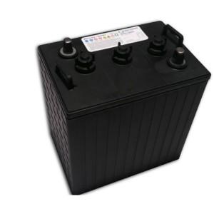 Q-Batteries 6DC-260 6V 260Ah Deep Cycle Blei-Säure-Akku Zyklentyp
