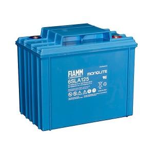 Fiamm 6SLA125 6V 125Ah Blei-Akku / AGM Batterie
