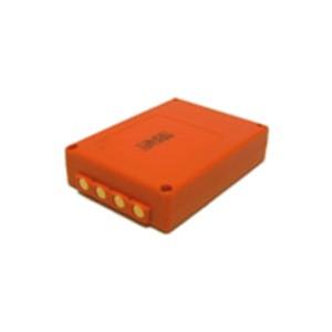Akku für Kransteuerung HBC Radiomatic, BA205000, BA205030, BA206000, BA206030, BA225030, FUB05AA, FUB05XL, PM237745002 - 6V, 2000mAh NiMh
