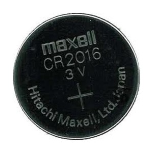 MAXELL LITHIUM KNOPFZELLE CR 2016 3,0V