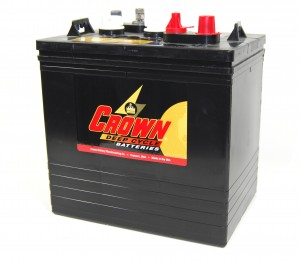Crown CR225 6V 225Ah Deep-Cycle Bleiakku