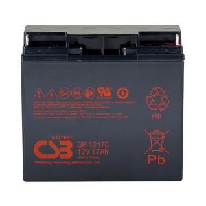 CSB GP12170 12V 17Ah Blei-Akku / AGM Batterie