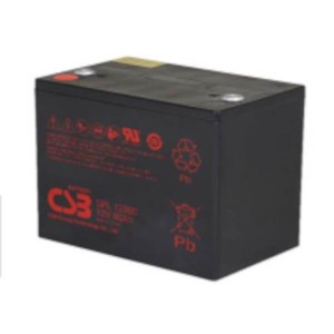 CSB GPL12800 12V 80Ah Blei-Akku / AGM Batterie Longlife