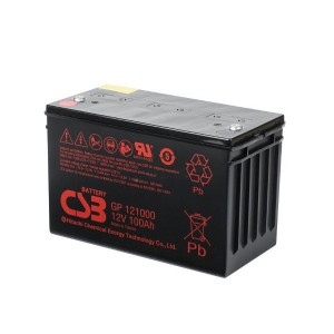CSB GPL121000 12V 100Ah Blei-Akku / AGM Batterie
