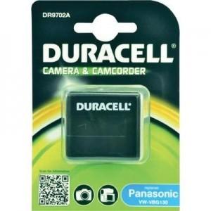 Duracell Digitalkamera und Camcorder Akku DR9702A passend für Panasonic VW-VBG130