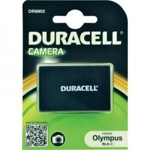 Duracell Digitalkamera und Camcorder Akku DR9902 kompatibel zu Olympus BLS-1
