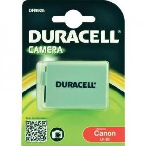 Duracell Digitalkamera und Camcorder Akku DR9925 kompatibel zu Canon LP-E5