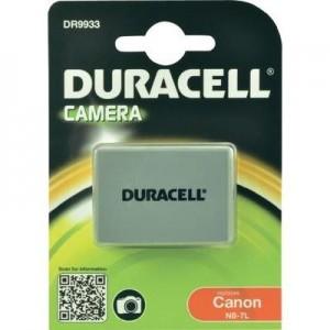 Duracell Digitalkamera und Camcorder Akku DR9933 kompatibel zu Canon NB-7L