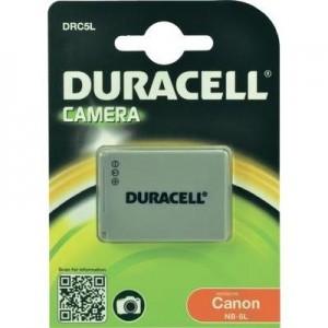 Duracell Digitalkamera und Camcorder Akku DRC5L kompatibel zu Canon NB-5L